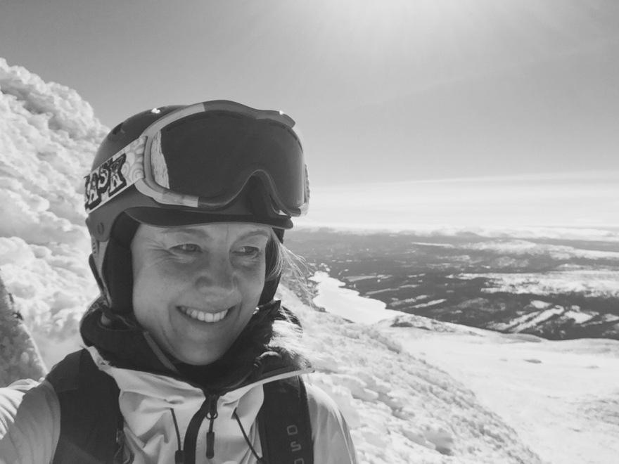 Jag skidor
